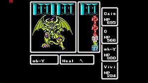 Final Fantasy NES RetroGameAge