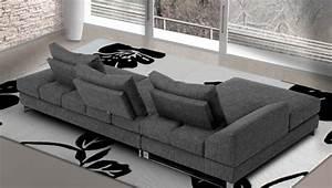 interieurs createur d39interieur With tapis de souris personnalisé avec canapés en cuir haut de gamme