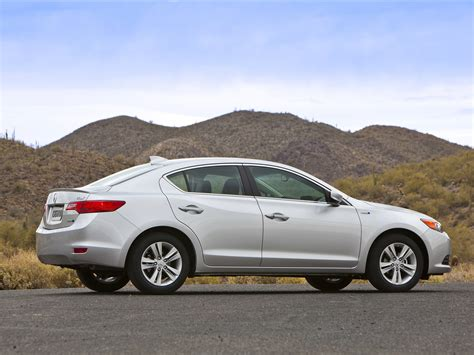 Used Acura Ilx Hybrid by Acura Ilx Hybrid 2014 Car Wallpapers 44 Of 140