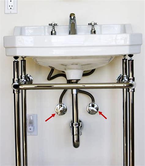 sink water shut off valve different types of kitchen sink water valves toilet flush