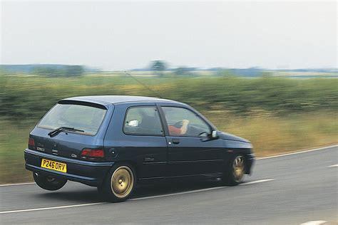 old renault clio renault clio williams 1993 1996 specifications classic