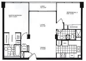 Blueprints For Apartments by Apartment Floor Plans