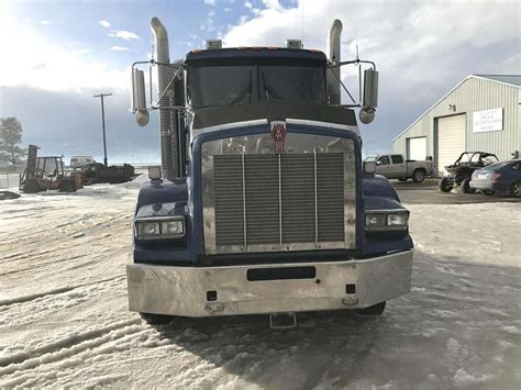 kenworth t800 trucks for sale 2009 kenworth t800 sleeper truck for sale 444 221 miles