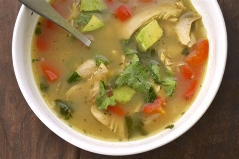 Mexican Chicken and Lime Soup | BIG EATS...tiny kitchen
