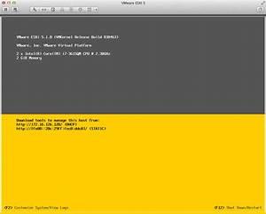 How To Run VMware VSphere ESXi In Fusion