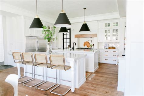 modern farmhouse interior kitchen the modern farmhouse project kitchen breakfast nook Modern Farmhouse Interior Kitchen