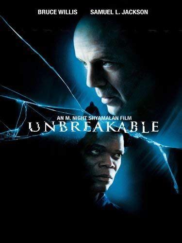 Amazoncom Unbreakable Samuel L Jackson, Bruce Willis