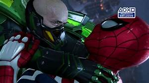 Marvel's Spider-Man PS4 Gameplay Trailer | PlayStation 4 ...