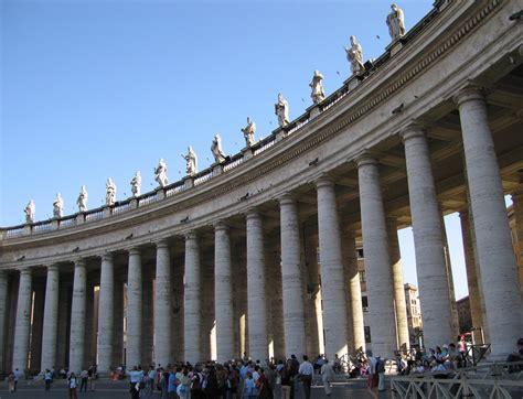 Vatican City, Europe, Pillars