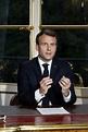 法国总统马克龙发表全国讲话 希望5年内修复巴黎圣母院