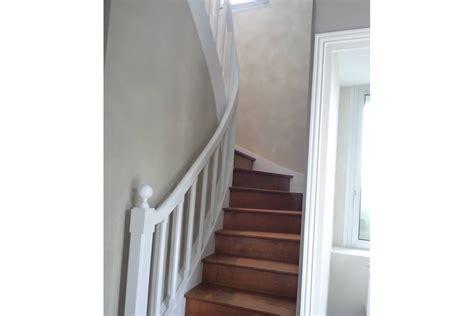 couleur pour cuisine blanche rénovation séjour et cage d 39 escalier yves clément architecte intérieur cholet 49