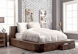 Bambi Modern Rustic Bedroom Furniture