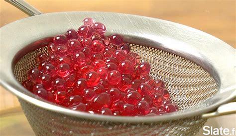 cuisine moleculaire recette cuisine moleculaire bille agar agar 28 images cuisine