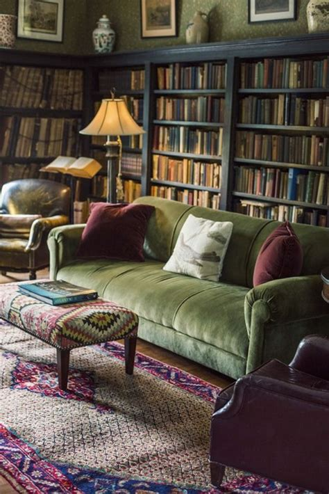 stunning home libraries messagenote