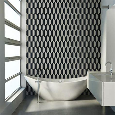 tapisserie salle de bains dootdadoo id 233 es de conception sont int 233 ressants 224 votre d 233 cor