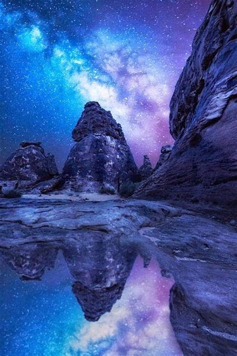 Best Beautiful Milky Way Asia Africa The Middle