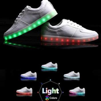 vans light up shoes best light up shoes products on wanelo