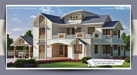 bungalow house designs luxurious bungalow house plans at 2988 sq ft