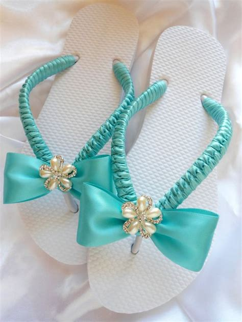 beach wedding flip flops for bride – New brand SheSole summer flats sandals women flip flops pu leather pearl wedding shoes bride