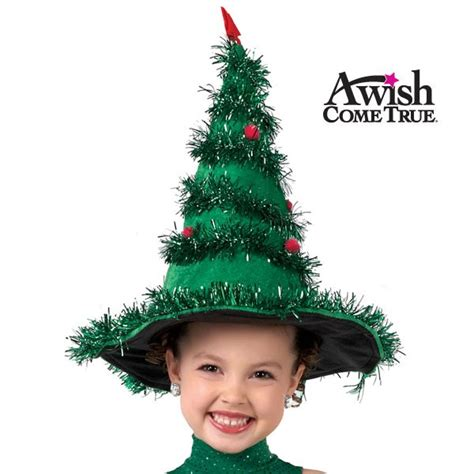dancing christmas tree hat a wish come true 2018 19 accessories rockin around the tree hat