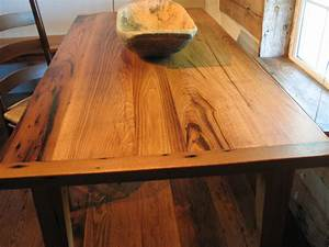Reclaimed Wood Furniture - Fine furniture made from