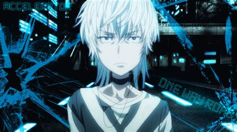 Accelerator Anime Wallpaper - accelerator background v 2 by 01accelerator10 on