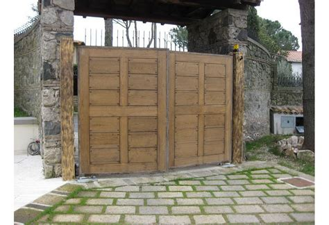 Cancello Ingresso by Descrizione Progetto Cancello Ingresso With Cancelli Ingresso