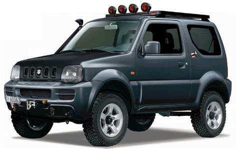 Suzuki Jimny Modification by Suzuki Jimny