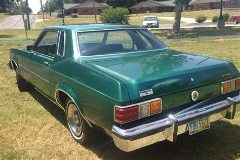 2,710 Mile Green Giant! 1977 Ford Granada