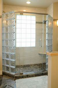glass shower blocks 5 myths about how to anchor a glass block shower wall