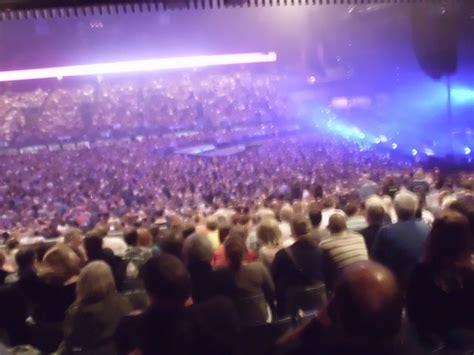 concert johnny hallyday le 08 et 09 2012 sportpaleis