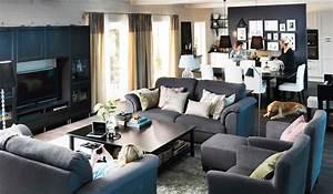 IKEA Living Room Design Ideas 2012 DigsDigs