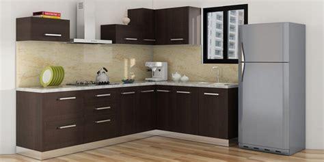 buy spacewood  shape kitchen  hdmr hpl finish  oak
