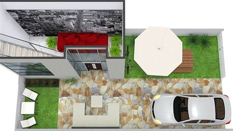 small home floor plan design create and visualize outdoor areas with