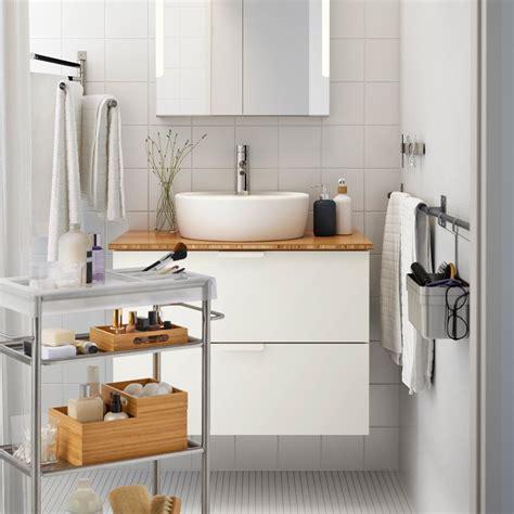 petites salles de bains ikea  inspirations qui ont tout