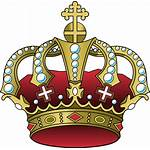 Crown King Christ Clip Clipart Vector Clker