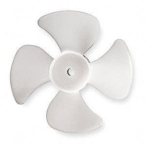thorgren plastic fan blades thorgren fan blade 3 1 2 in 5c160 350c187c1 grainger