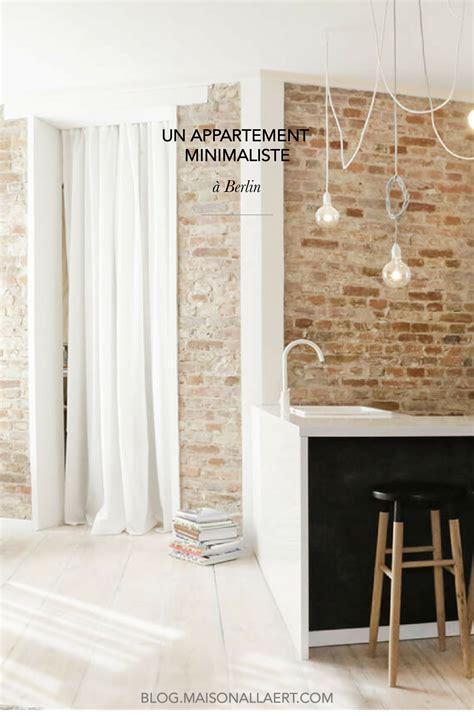 appartement minimaliste  berlin appartement