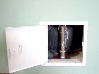 Adding A Shower To A Bathtub by Bathtub Plumbing Access Panel 187 Bathrenovationhq