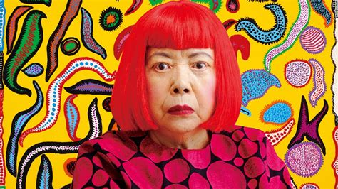 Inside Yayoi Kusama's 'Eternal Soul' - CNN Style