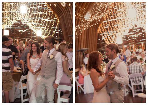 stylish barn wedding rustic wedding chic