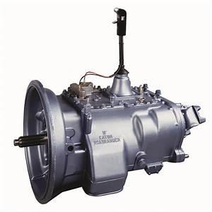 Eaton Fuller 10 Speed Transmission Diagram