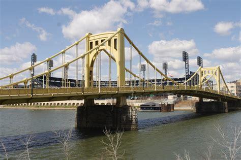pittsburgh bridges stock photo image  travel overpass