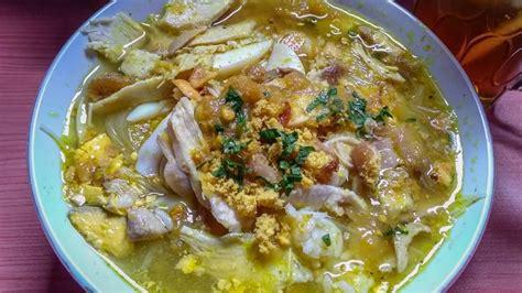 Resep soto lamongan asli bisa anda buat dengan mengikuti petunjuk dan cara membuatnya secara lengkap, baik itu jenis ayamnya maupun bumbu bumbunya. Aneka Resep Soto Lamongan Enak yang Menggugah Selera ...