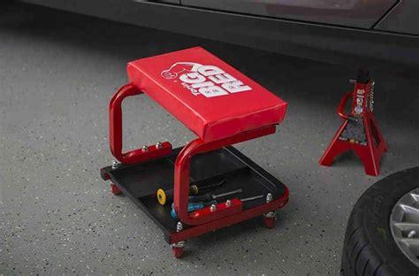 garage shop seats mechanics rollers creepers