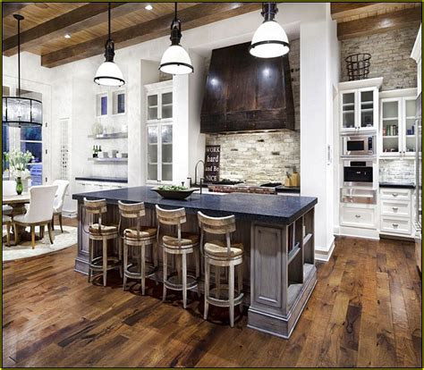 large kitchen island ideas with seating kitchen island designs with seating and stove home 9677