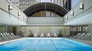 Fitness center pool sheraton boston hotel for Indoor pool with retractable roof