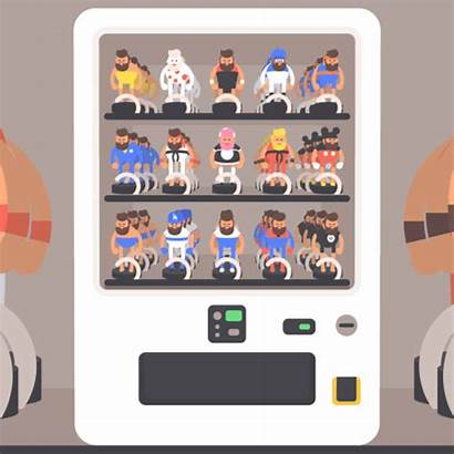 Vending Tokyo Machines Gifathon Animated Gifs Machine