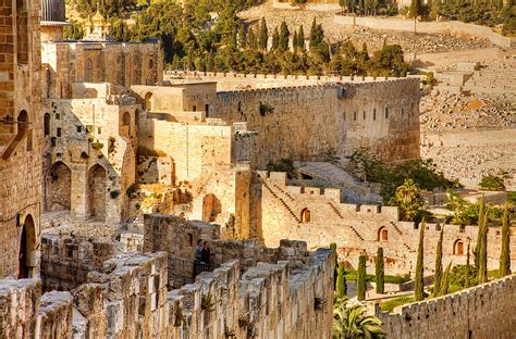 cuisine de constantine the city of jerusalem land of the bible