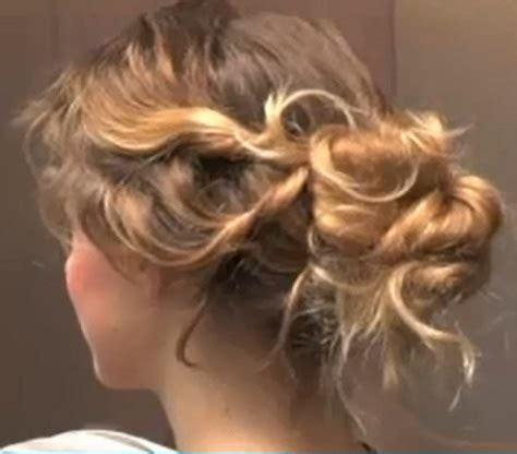 chignons secs comment les cuisiner cheveux bouclés soins astuces pour de belles boucles beautiful boucles soin beauté et